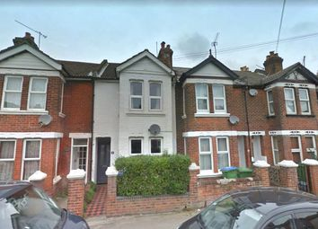 Thumbnail 3 bed terraced house to rent in Malmesbury Road, Shirley, Southampton
