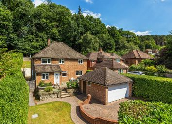 Thumbnail 4 bed detached house for sale in Marley Combe Road, Haslemere