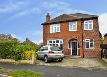 Thumbnail 4 bed detached house for sale in Belmont Avenue, Breaston, Derby