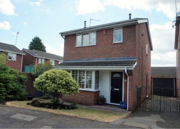 Thumbnail 3 bed detached house for sale in Foxhollies Grove, Sherwood