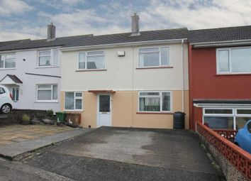 Thumbnail 3 bed terraced house for sale in Rockfield Avenue, Plymouth