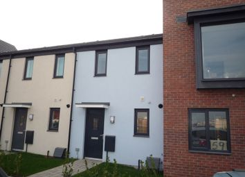 Thumbnail 2 bed terraced house to rent in Ffordd Y Mileniwm, Barry