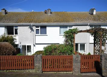 Thumbnail 4 bed terraced house for sale in Trewint Crescent, East Looe, Cornwall