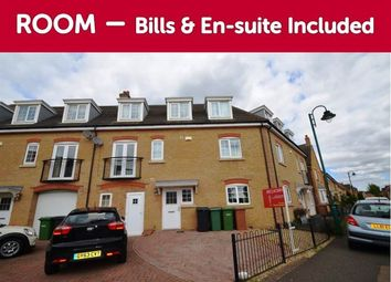 Thumbnail Room to rent in Leaf Avenue, Hampton Hargate, Peterborough