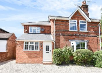 Thumbnail 3 bed semi-detached house for sale in Church Lane, Three Mile Cross, Reading