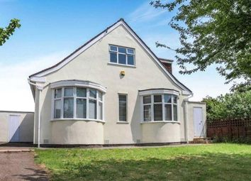 Thumbnail 4 bed detached bungalow for sale in Upperton Rise, Leicester