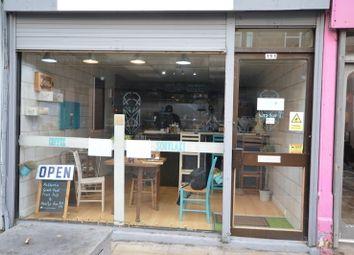 Thumbnail Restaurant/cafe to let in Great Junction Street, Edinburgh