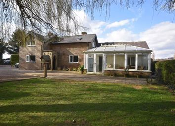 Thumbnail 3 bed detached house for sale in Canon Frome, Ledbury, Herefordshire
