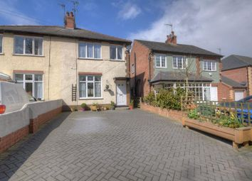 Thumbnail 2 bed semi-detached house for sale in Sheeprake Lane, Sewerby, Bridlington