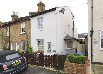 Thumbnail 3 bedroom end terrace house for sale in Queens Road, Thames Ditton