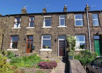 Thumbnail 2 bed terraced house to rent in Cracken View, Chinley, Derbyshire