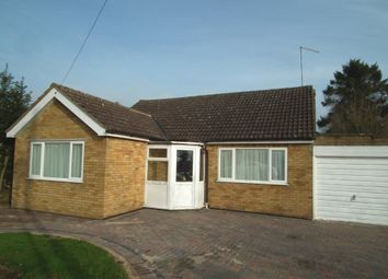 Thumbnail 3 bedroom bungalow to rent in Earls Barton Road, Mears Ashby, Northampton