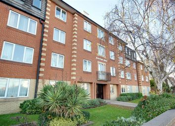 Thumbnail 2 bed flat for sale in Homesteyne House, Broadwater Road, Worthing, West Sussex
