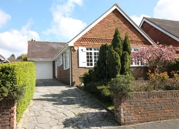 Thumbnail 2 bed detached bungalow for sale in The Chase, Findon Village
