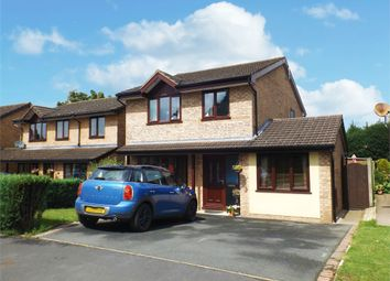 Thumbnail 4 bed detached house for sale in Applewood Heights, West Felton, Oswestry, Shropshire