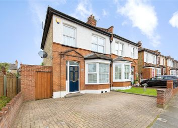 Thumbnail 3 bed semi-detached house for sale in St. Lawrence Road, Upminster