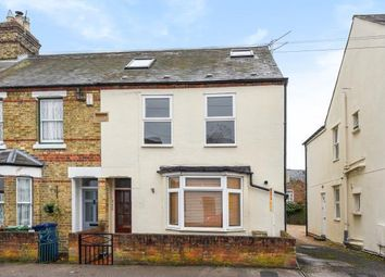 Thumbnail 5 bedroom end terrace house for sale in Central Headington, Oxford