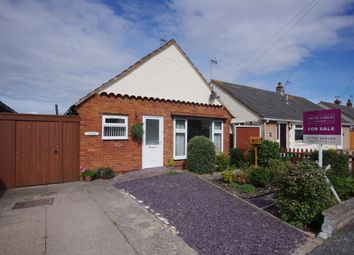 Thumbnail 2 bed detached bungalow for sale in Overton Avenue, Prestatyn