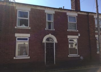 Thumbnail 1 bed flat to rent in Price Street, Cannock, Staffs