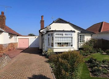 Thumbnail 3 bed detached bungalow to rent in Crowborough Drive, Goring-By-Sea, Worthing