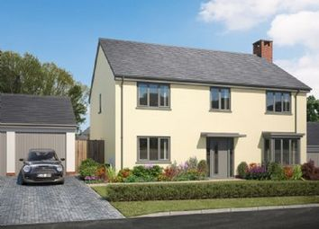 Thumbnail 4 bed detached house for sale in Brixham Road, Paignton, Devon