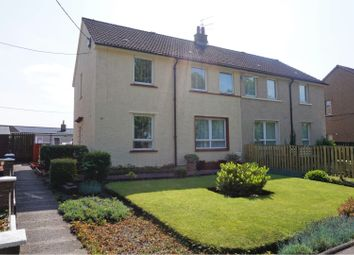 Thumbnail 4 bed semi-detached house for sale in Coronation Place, Skinflats