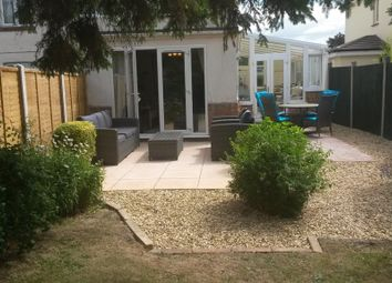 Thumbnail 3 bed flat to rent in Lulworth Crescent, Hamworthy, Poole