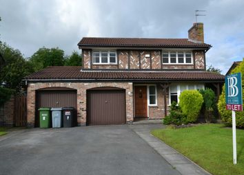 Thumbnail 4 bed detached house to rent in Greenwood Drive, Wilmslow