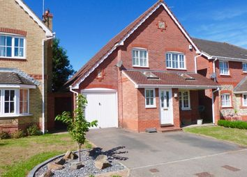 4 bed detached house for sale in Pagewood Close, Maidenbower, Crawley RH10