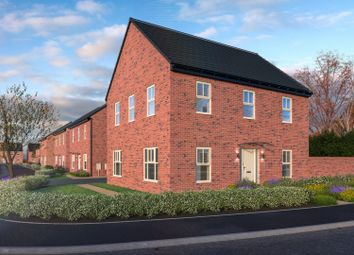 Thumbnail 4 bed detached house for sale in New Lane, Dishforth