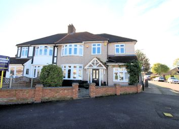 Thumbnail 5 bed semi-detached house for sale in Belmont Road, Northumberland Heath, Kent