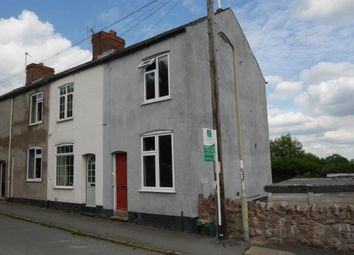 Thumbnail 1 bed terraced house to rent in The Green, Markfield