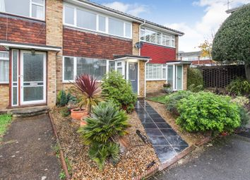Thumbnail 3 bed terraced house for sale in Tufton Gardens, West Molesey