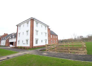 Thumbnail 2 bedroom flat for sale in Birch Gate, Silfield Road, Wymondham, Norfolk