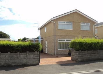 Thumbnail 4 bed detached house to rent in West Park Drive, Porthcawl