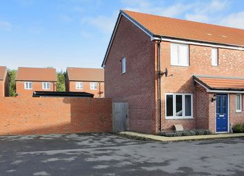 Thumbnail 3 bed semi-detached house for sale in Studd Street, Tidworth