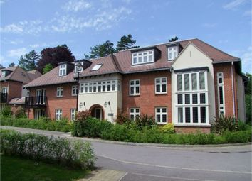 Thumbnail 2 bedroom flat to rent in Queens Lodge, Highcroft Road, Winchester, Hampshire