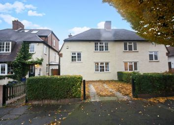 Thumbnail 2 bed semi-detached house for sale in Harvey Road, Northolt
