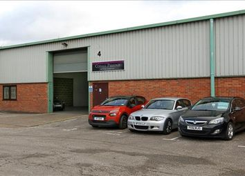 Thumbnail Light industrial to let in Unit 4, Solomon Park Industrial Estate, Cossall, Derbyshire
