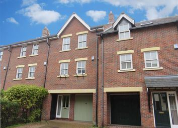 Thumbnail 4 bed town house to rent in Lovelstaithe, Norwich