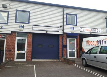 Thumbnail Industrial to let in Rivermead Business Park, Swindon