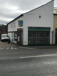 Thumbnail Retail premises for sale in Wellington Street, Burton-On-Trent
