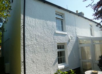 Thumbnail 3 bed end terrace house for sale in Fore Street, Madron, Penzance