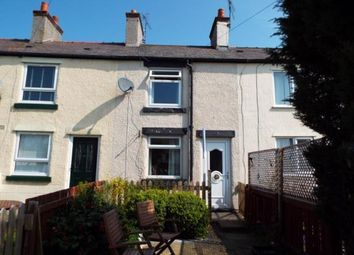 Thumbnail 2 bed terraced house for sale in Victoria Road, Buckley, Flintshire
