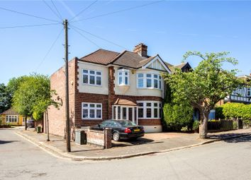 Thumbnail 4 bed semi-detached house for sale in Grosvenor Gardens, Woodford Green, Essex