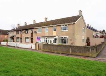 Thumbnail 3 bedroom end terrace house for sale in Downpatrick Green, Newtownabbey