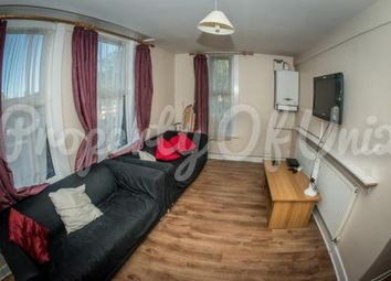 Thumbnail 4 bed flat to rent in Lenton Boulevard, Lenton, Nottingham