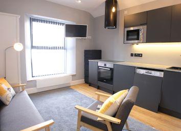 Thumbnail 1 bedroom studio to rent in Walter Road, Uplands, Swansea