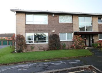 Thumbnail 2 bed flat for sale in Moss Close, Wickersley, Rotherham, South Yorkshire