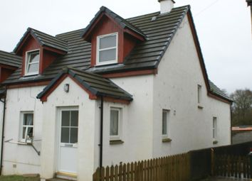 Thumbnail 3 bed semi-detached house for sale in Smithy Barn, Whitehouse, Argyll